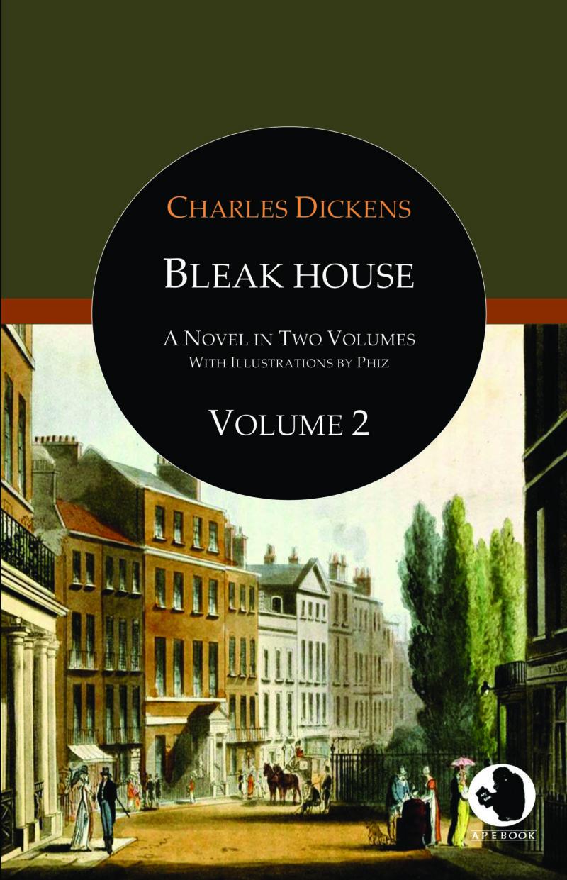 Charles Dickens: Bleak House, Vol. 2 (illustr.)