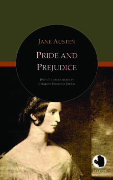 Jane Austen: Pride and Prejudice (illustr. by C.E.Brock)
