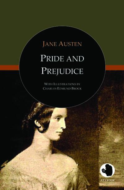 Jane Austen: Pride and Prejudice (illustr. by C.E.Brock)
