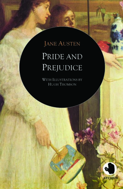 Jane Austen: Pride and Prejudice (illustr. by H. Thomson)