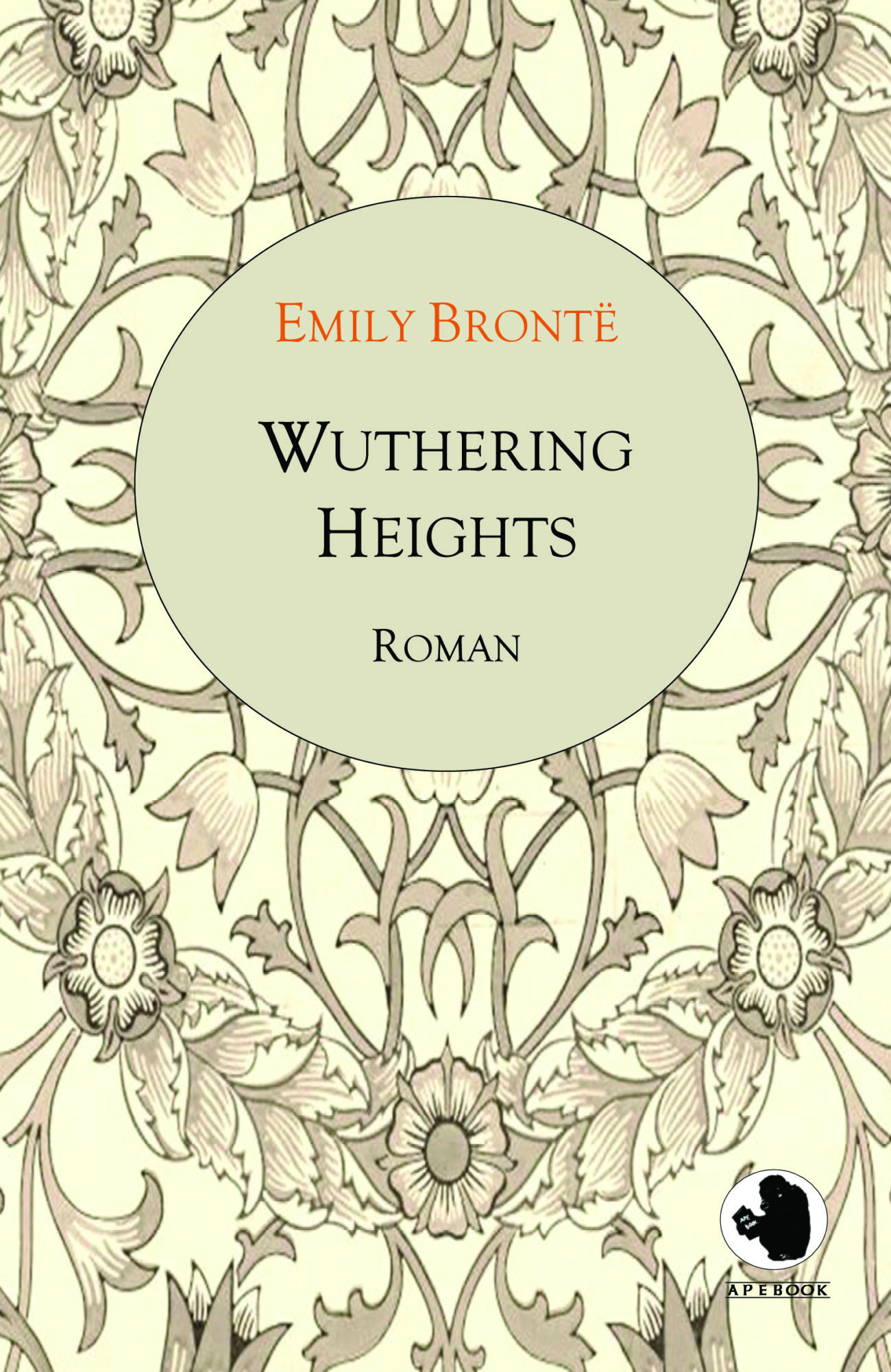 Emily Bronte: Wuthering Heights (dt.)