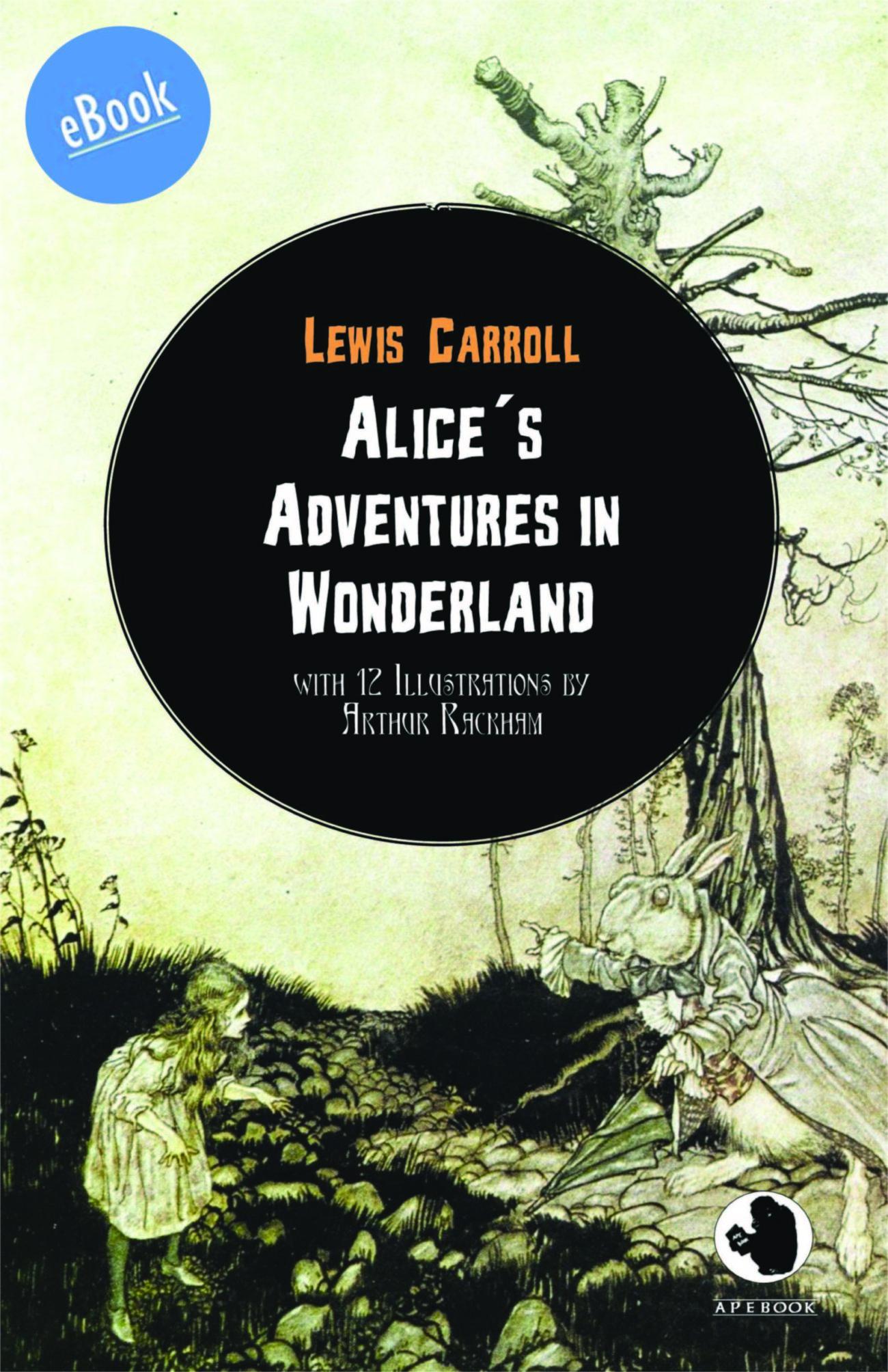Carroll: Alice´s Adventures in Wonderland (illustr.)(eBook)