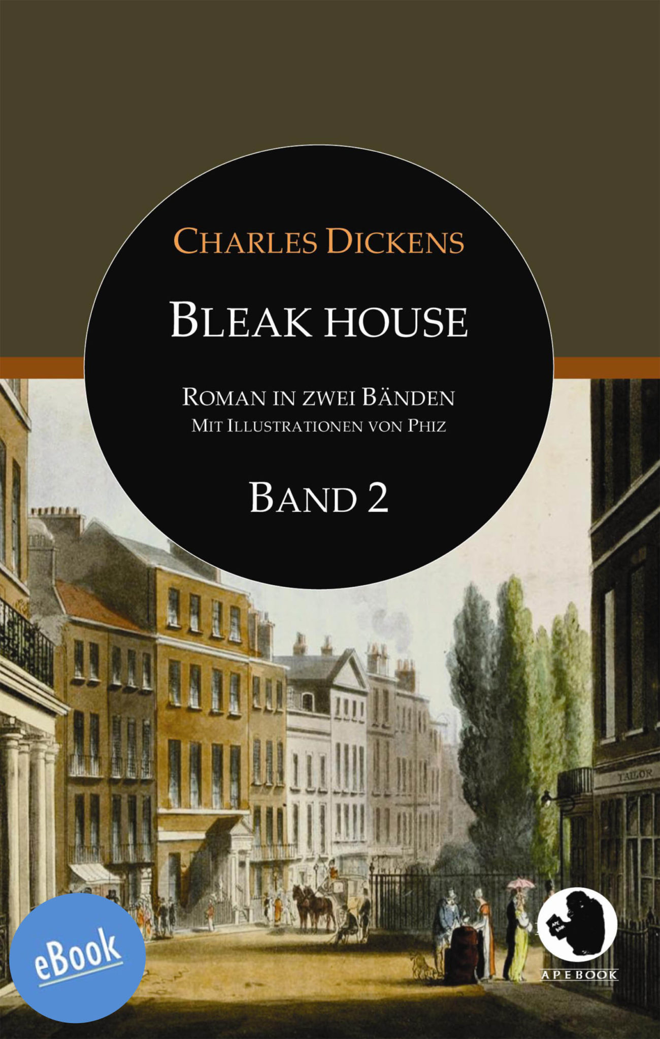 Dickens: Bleak House Bd. 2 (eBook)