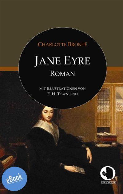 Bronte: Jane Eyre (dt., illustr.)(eBook)