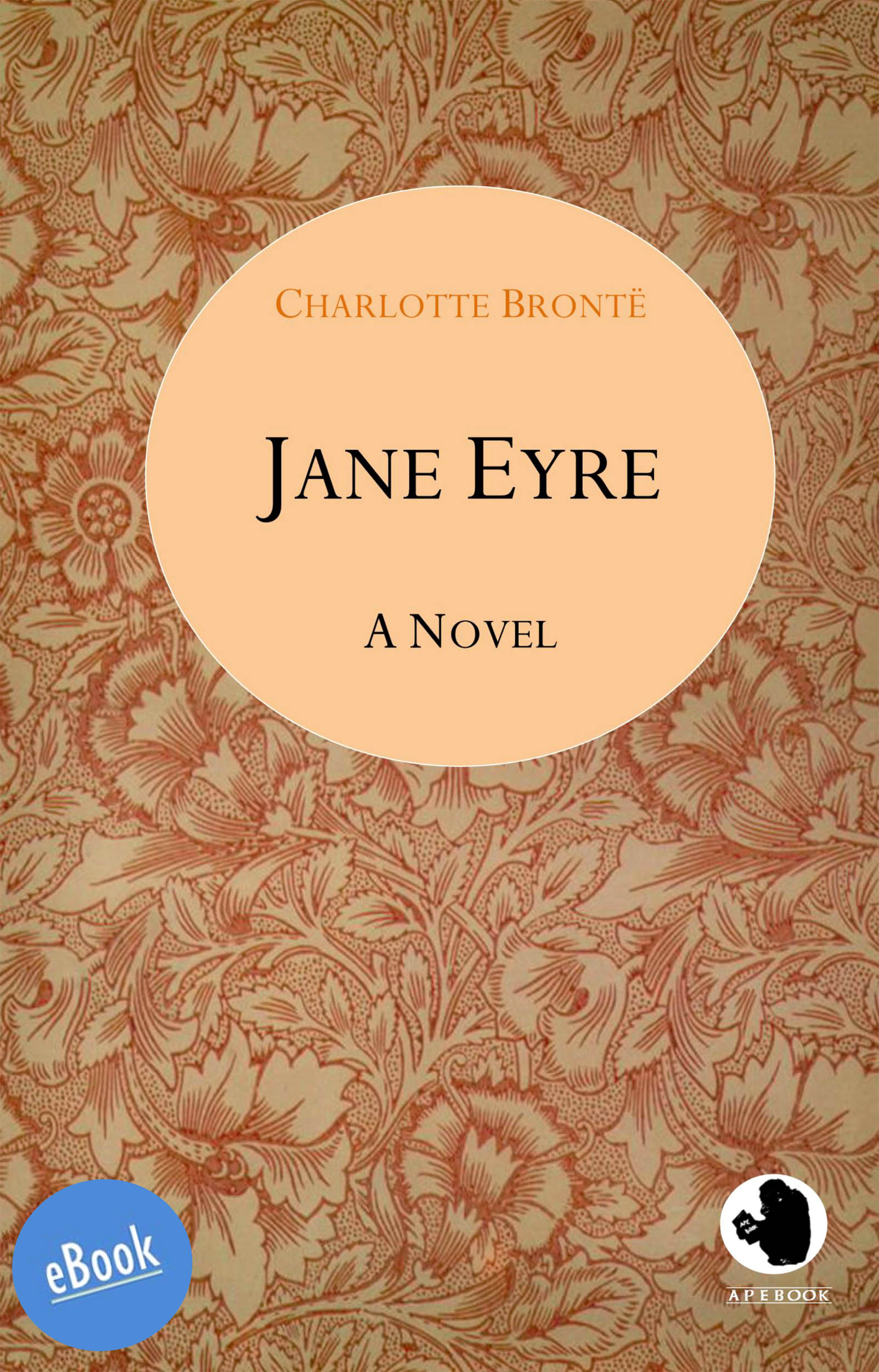 the supernatural elements in jane eyre a novel by charlotte bronte Jane eyre is divided into 38 chapters and most editions are at least 400 pages long the original publication was in three volumes, comprising chapters 1 to 15, 16 to 26, and 27 to 38 this was a common publishing format during the 19th century (see three-volume novel.