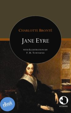 Bronte: Jane Eyre engl./illustr. (eBook)