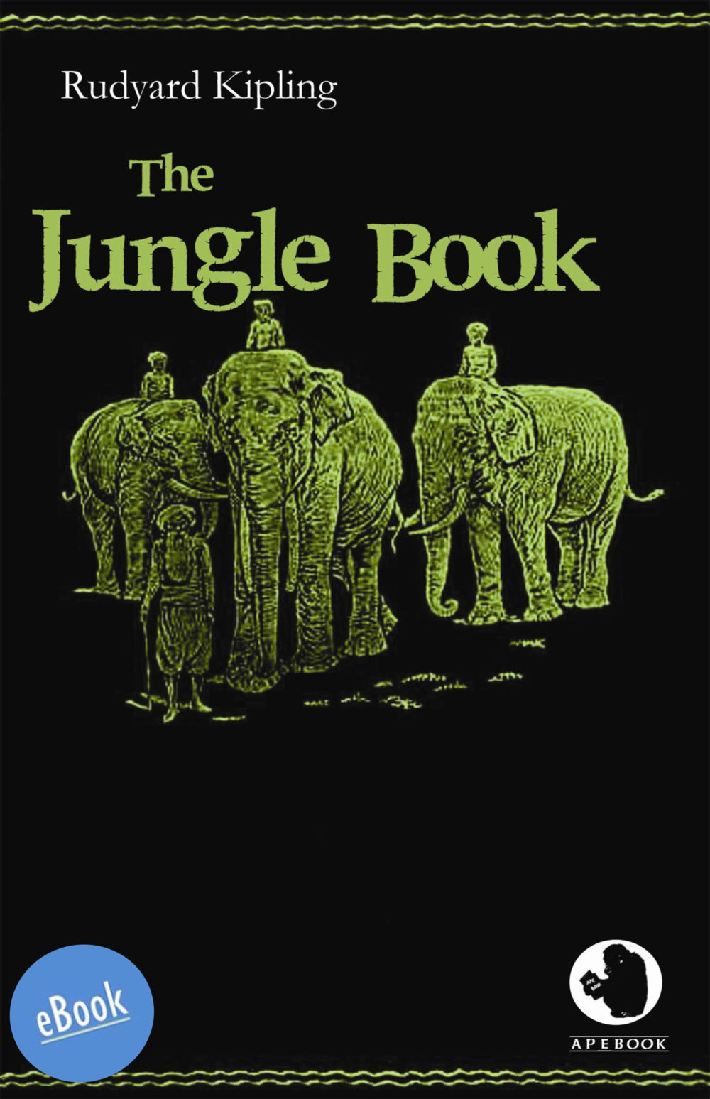 Kipling: Jungle Book (eBook)