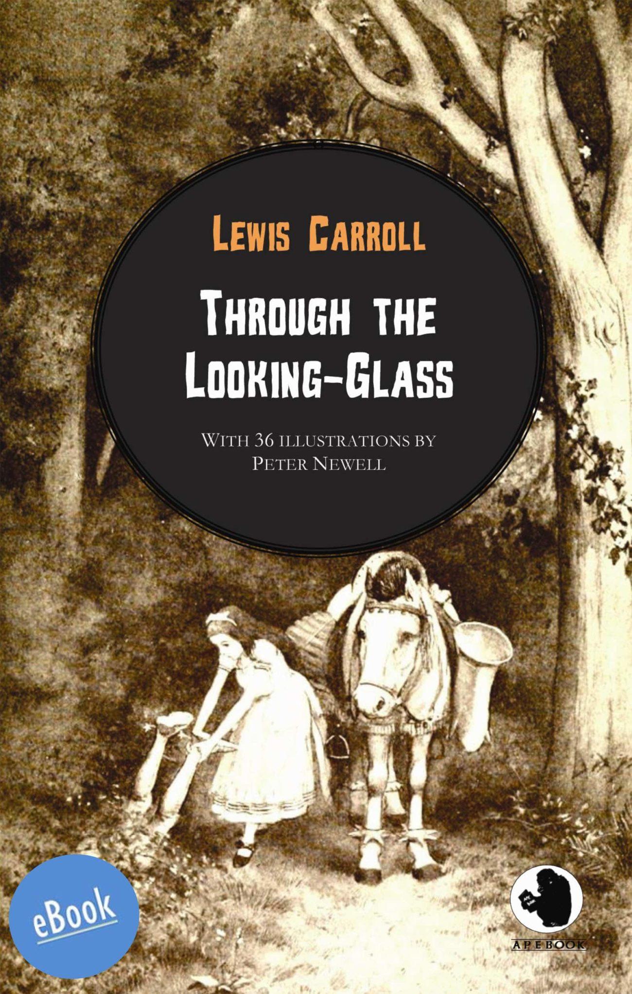 Carroll: Through the Looking-Glass (illustr.)(eBook)