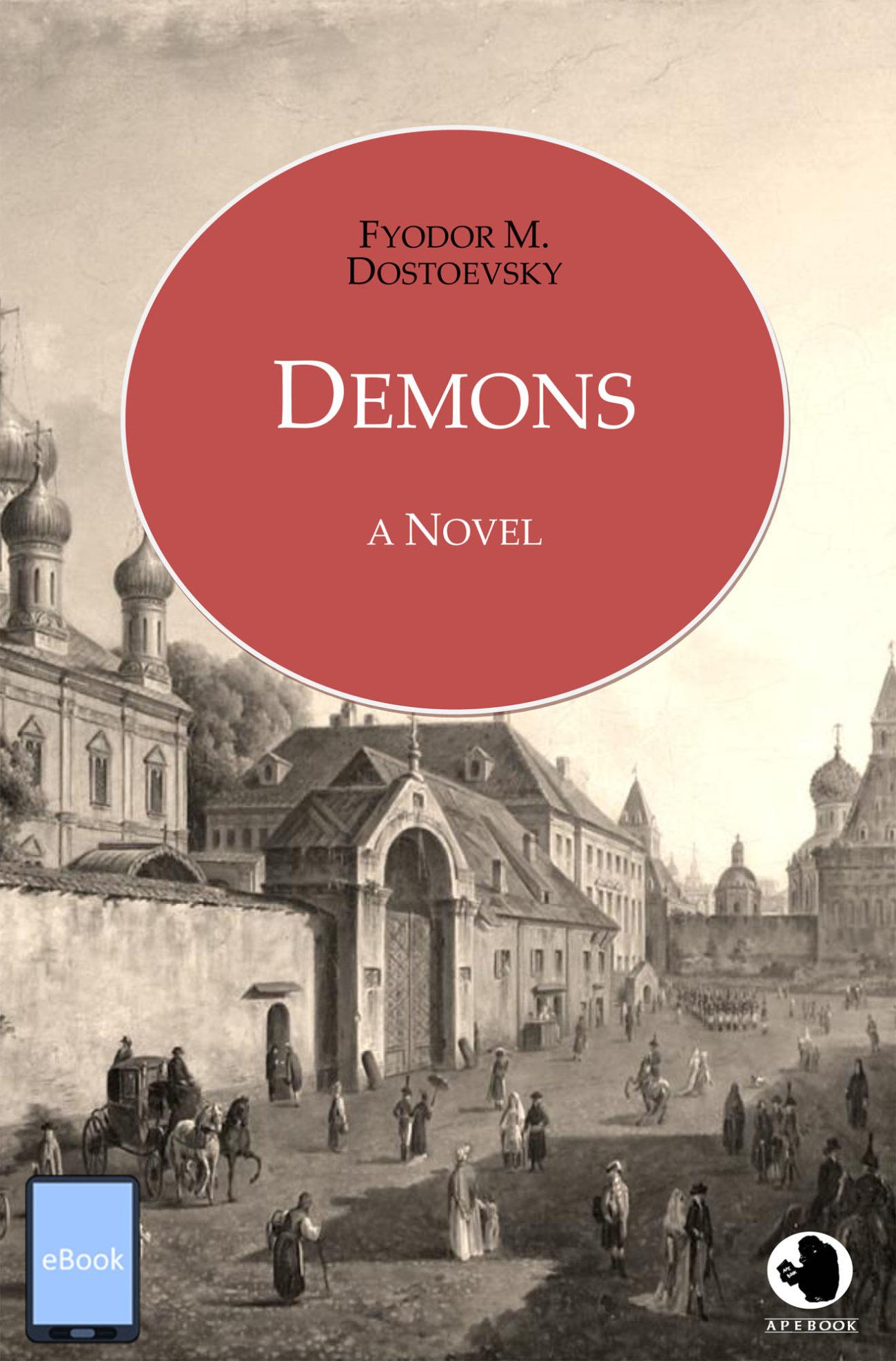 Dostoevsky: Demons (eBook)