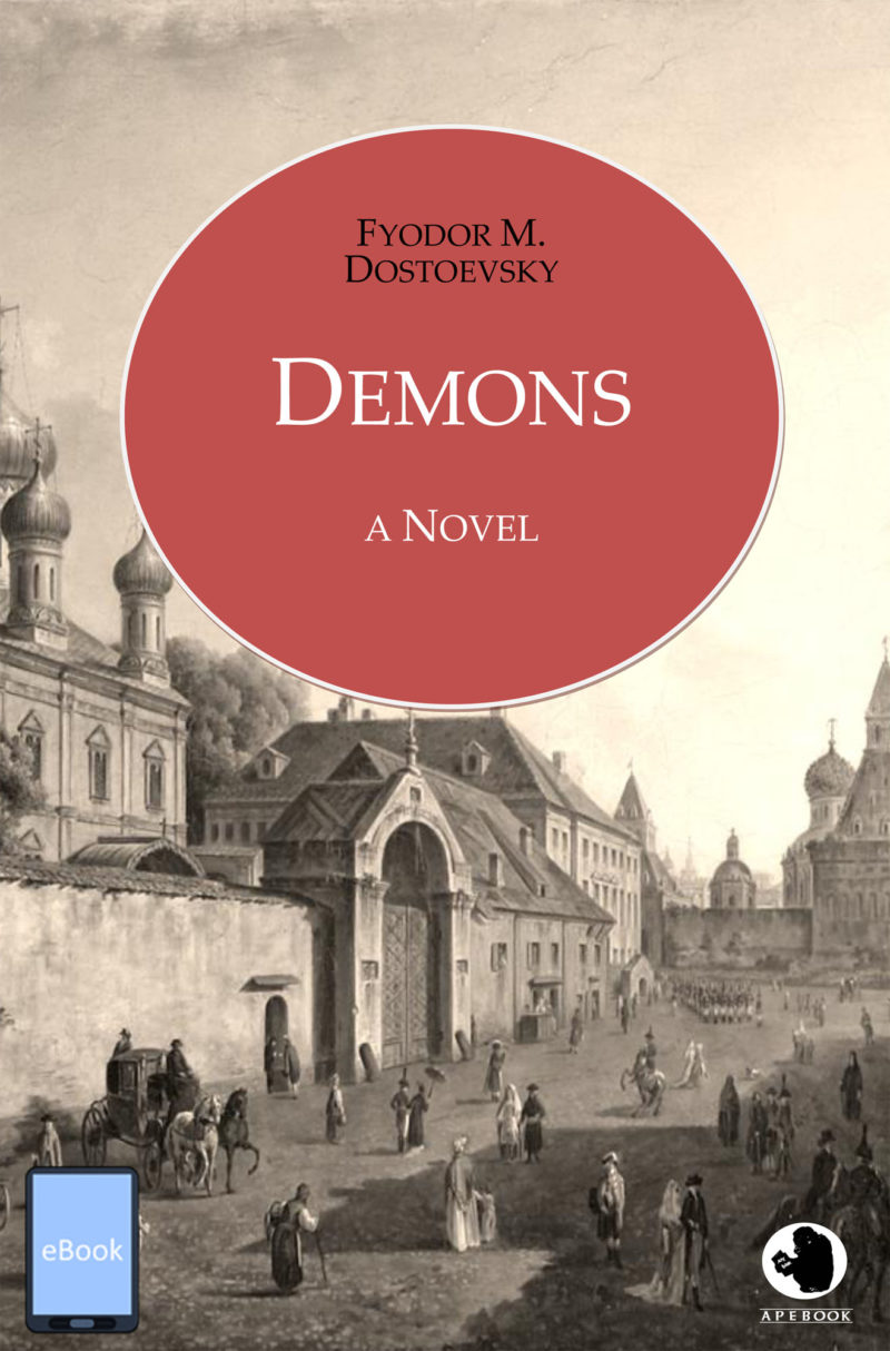 Dostoevsky: Demons (eBook)