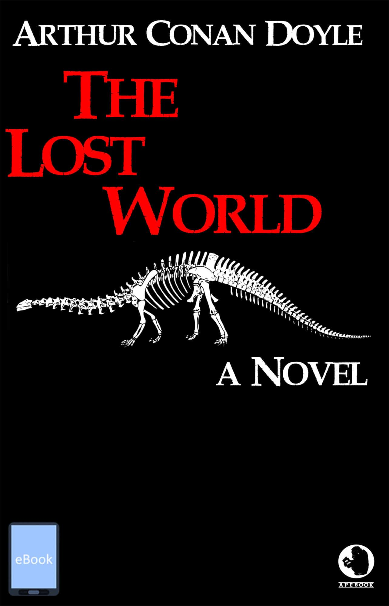 Doyle: The Lost World (illustr.)(eBook)