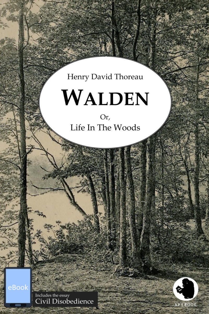 Thoreau: Walden (engl.)(eBook)