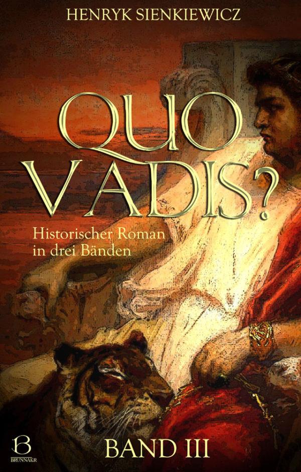Quo Vadis? Band 3