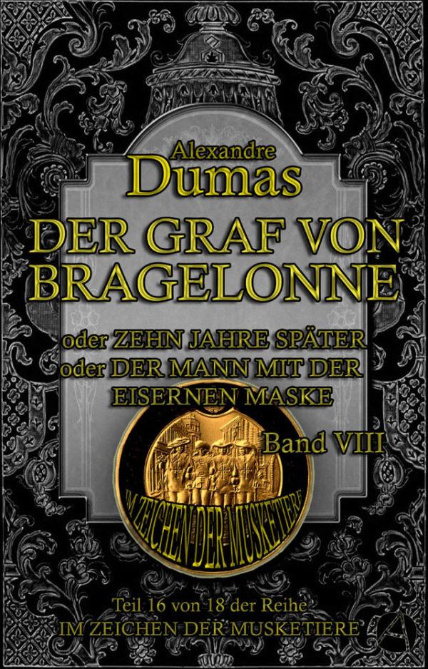Der Graf von Bragelonne. Band 8