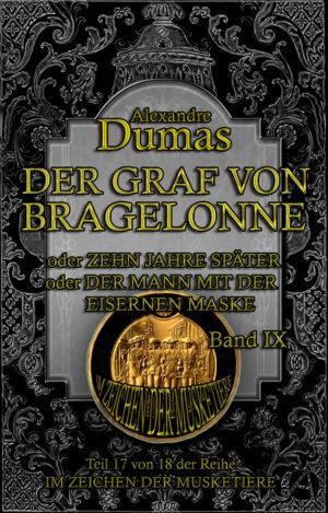 Der Graf von Bragelonne. Band 9