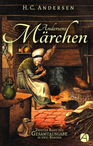 Andersens Märchen. Zweiter Band